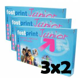 JALEA REAL FOSTPRINT JUNIOR 20 VIALES  SORIA NATURAL