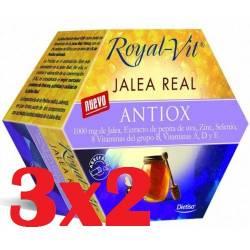 JALEA REAL ROYAL VIT ANTIOXIDANTE 20VIALES DIETISA
