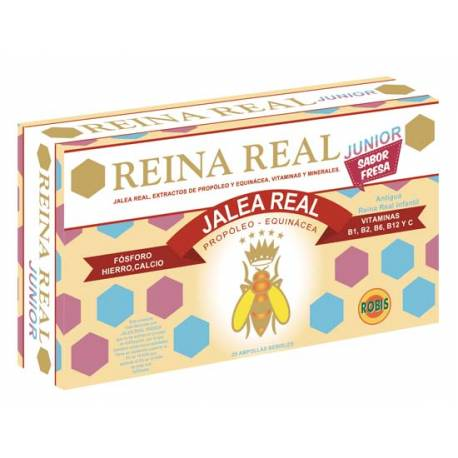 JALEA REAL JUNIOR ROBIS