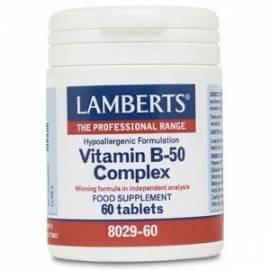 VITAMINA B50 60 COMPRIMIDOS LAMBERTS