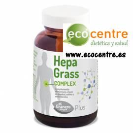 HEPAGRASS 75 CAPSULAS 615MG EL GRANERO HIGADO