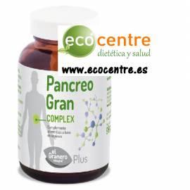 PANCREOGRAN COMPLEX 100 COMPRMIDOS 800MG EL GRANERO DIGESTIONENZIMAS
