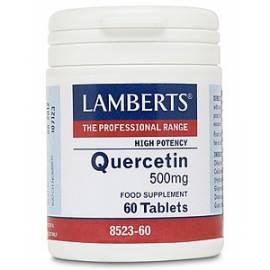 QUERCETIN 500 MG 60 COMPRIMIDOS LAMBERTS