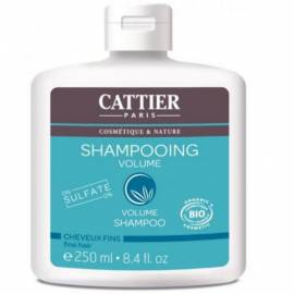 CHAMPU VOLUMEN CABELLO FINO 0% SULFATOS 250ML CATTIER