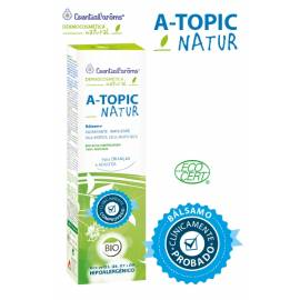 A-TOPIC NATUR BALSAMO ESENTIAL'AROMS 100ML PIELES ATOPICAS SECAS IRRITADAS SENSIBLES
