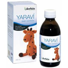 YARAVI BABY ESTIRON DERBOS 250ML DEFENSAS BEBE INFANTIL