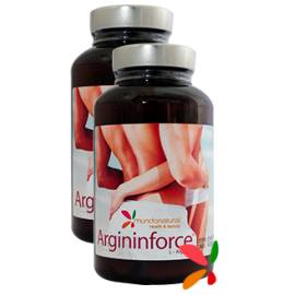 ARGININFORCE 60 CAPSULAS MUNDO NATURAL