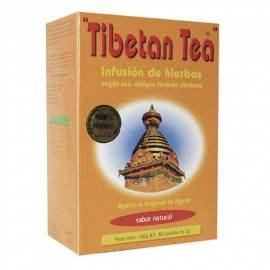 TIBETAN TEA SABOR NATURAL 90 BOLSITAS