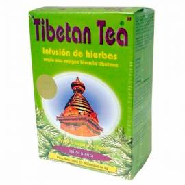 TIBETAN TEA SABOR MENTA 90 BOLSITAS
