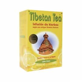 TIBETAN TEA SABOR LIMÓN 90 BOLSITAS