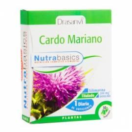 CARDO MARIANO 30CAP. NUTRABASICS DRASANVI