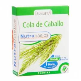 COLA DE CABALLO 30CAP. NUTRABASICS DRASANVI