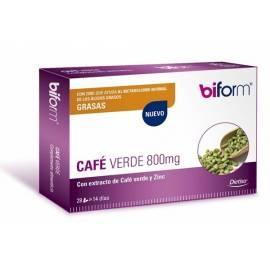 BIFORM CAFE VERDE 800 MG 28 CÁPSULAS  DIETISA