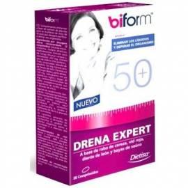 BIFORM DRENA EXPERT 50+ 28 COMPRIMIDOS DIETISA