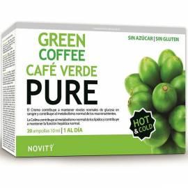 CAFÉ VERDE 20 AMPOLLAS DIETMED