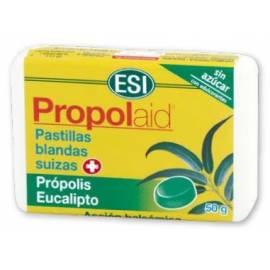 PASTILLAS BLANDAS PROPOLIS EUCALIPTO ESI 50GR